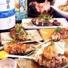 岡山の人気店の味が楽しめる。