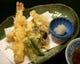 やっぱり和食の王道は、て・ん・ぷ・ら!大好きです!