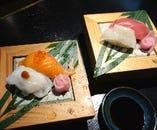 八兆はお寿司も本格です!