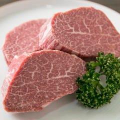 神戸牛フィレステーキ 100g