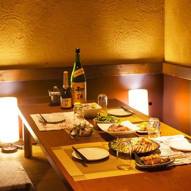 和モダン個室×彩り季節料理 田町正直や 店内の画像