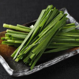 名物博多もつ鍋に使用するニラは栃木県鹿沼市の名産【栃木県】