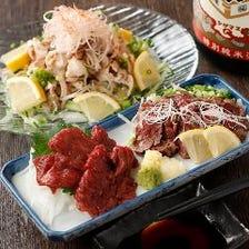 九州博多の名物料理を堪能ください!