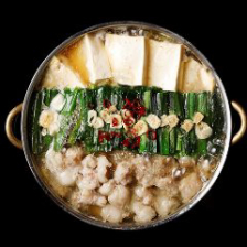 博多和牛もつ鍋(牛テールの旨塩味)