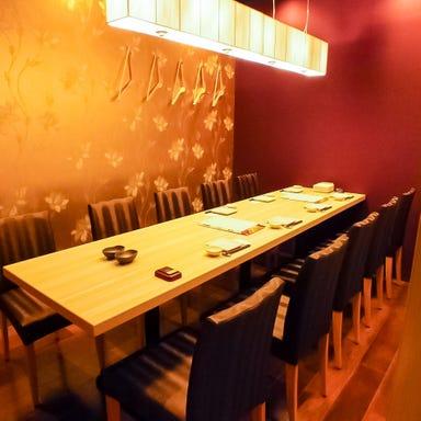 全席個室 鮮や一夜 テルミナ錦糸町駅前店 店内の画像