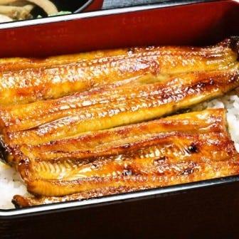 スタミナ源!鰻は魚料理 遠州屋で!