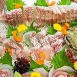 創業55年の主人の目利きの厳選魚で魚料理 遠州屋で美味な時間!