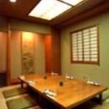 【大小7室】床の間がある純和個室(座椅子等ご用意ございます)