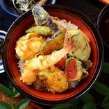 お好きな天ぷらを選べる!!わがまま定食&わがまま天丼