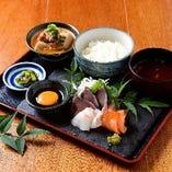 漁師風海鮮丼