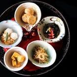 <京のおばんざい> 京都の伝統の味を。