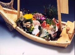 地魚懐石魚村