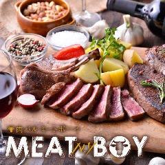 パネチキン食べ放題 個室肉バル MEATBOY N.Y 仙台駅前店