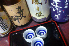 静岡県内の地酒にこだわっています!