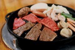 神戸ホテル フルーツ・フラワー BBQ