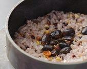 【サンバセット】炊きたて雑穀米
