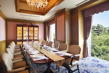 イタリア料理 「イル・テアトロ」/ホテル椿山荘東京  店内の画像
