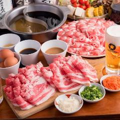 しゃぶしゃぶ・すき焼き食べ放題 但馬屋 ヨドバシ博多店