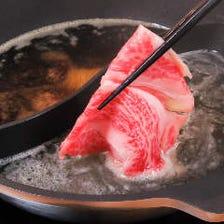 美味しいお鍋を堪能!食べ放題コース