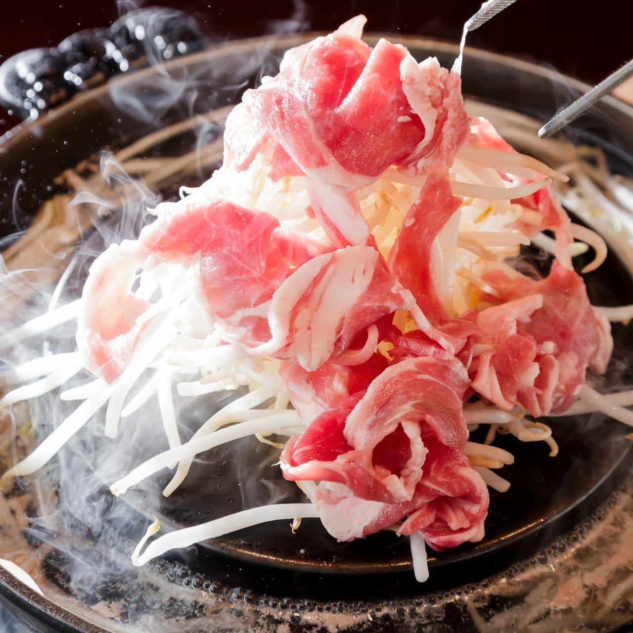 超希少な国内産の生ラム肉も限定入荷