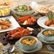 本格インド料理でご宴会♪