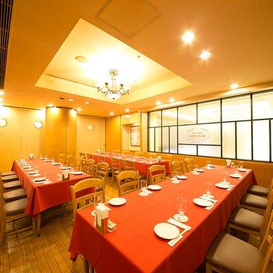 アサヒビアレストラン スーパードライ OCATモール 店内の画像