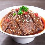 麻辣和牛肉