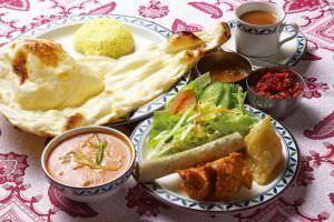 インドレストラン ミラ