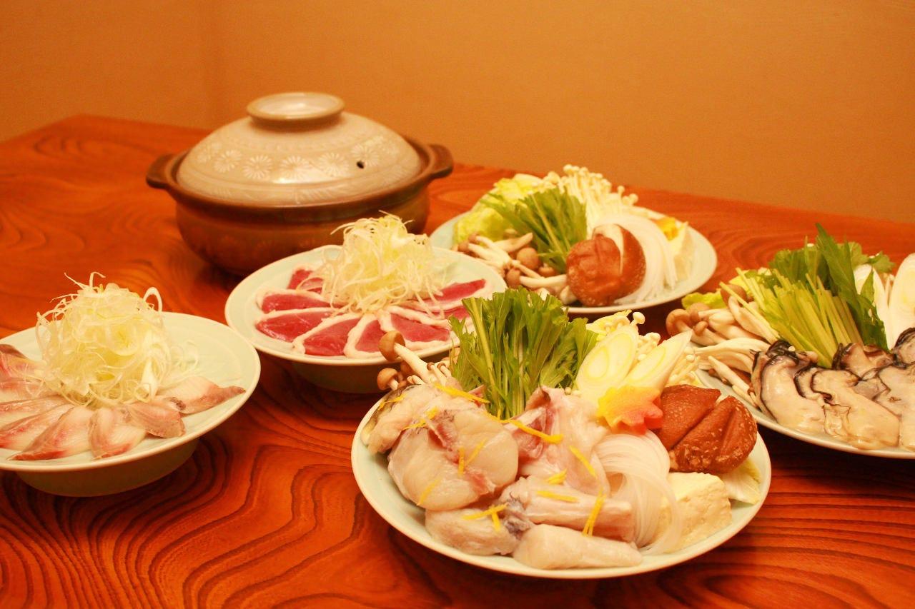 今年も仁松庵のお鍋の季節がまいりました