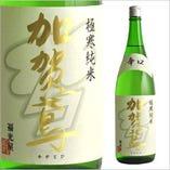加賀鳶 辛口純米酒