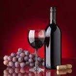 赤ワイン ボトル