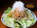 仁松庵(海鮮)サラダ