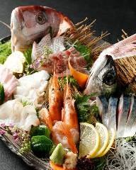 お魚とお野菜 海ばたけ 越谷店