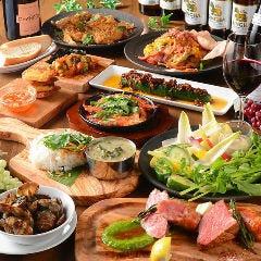 完全個室×本格熟成肉バル ミートデミート 新橋駅前店