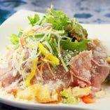 産地直送の新鮮野菜の料理【北海道厚岸町】