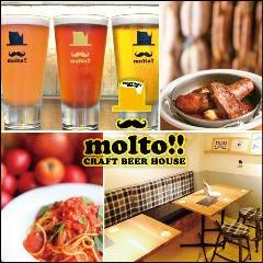 クラフトビールと自家製ソーセージ モルト!! 福島店