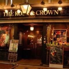 ザ・ローズ&クラウン 新橋店(THE ROSE&CROWN)