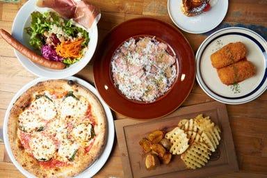 食堂カフェpotto×タニタカフェ フレンドタウン交野店 コースの画像