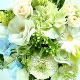 気持ちはやっぱりお花で伝えたい!