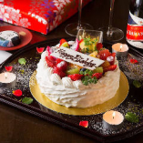 ホールケーキでのご用意も出来ます!