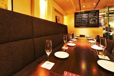 Bistro Wine Cafe HEARTH 池袋1号店 店内の画像