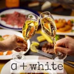 α+white