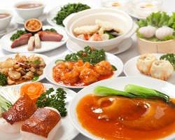 【2時間飲み放題付】中華街満足コース《全11品》|宴会・接待・観光