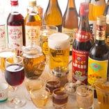 生ビール入り☆脅威の50種類の飲み放題!