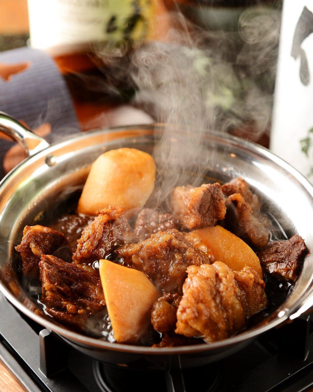 天下一和牛煮込み 串焼 おばんざい さんびょうし名古屋伏見店