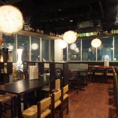 銘魚と地酒 月夜のこころ。  店内の画像