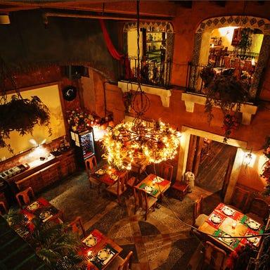 フォンダ・デ・ラ・マドゥルガーダ  店内の画像