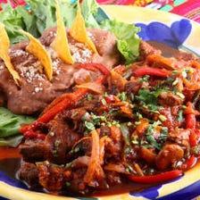 本場メキシコの味をお楽しみください