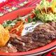 薄切り牛フィレ肉のメキシコ風ステーキ
