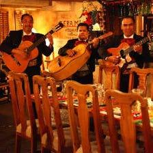 生のラテン音楽「マリアッチ」